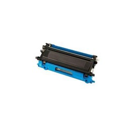 Brother - BROTHER TN 240 Mavi Muadil Toner