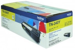 Brother - BROTHER TN-340 ORJİNAL SARI TONER