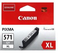 Canon - Canon CLI-571XL Gray Mürekkep Kartuş - 0335C001AA