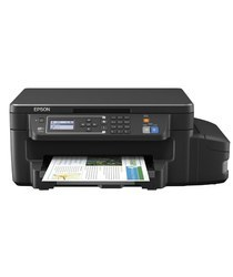 EPSON - EPSON L605 COLOR TANK PRINT/SCAN/COPY Wifi