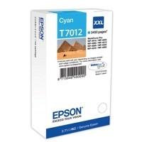 EPSON - Epson T701240 Mürekkep Kartuş (XXL) - cyan