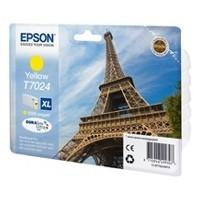 EPSON - Epson T702440 Mürekkep Kartuş (XL)