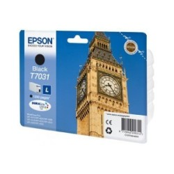 EPSON - Epson T703140 Mürekkep Kartuş (L) Black