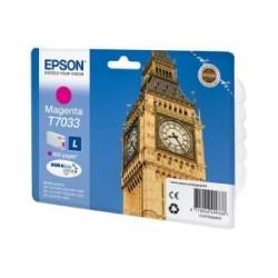 EPSON - Epson T703340 Mürekkep Kartuş (L) Magenta