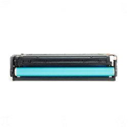 HP - HP 128A CE321A Mavi Muadil Toner
