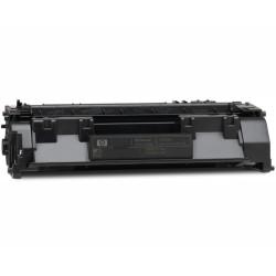 HP - HP 505XXL Siyah Muadil Toner