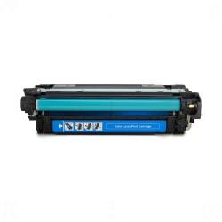 HP - HP 642A (CB401A) Mavi Muadil Toner