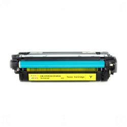 HP - HP 642A (CB402A) Sarı Muadil Toner