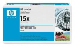 HP - HP C7115X (15X) ORJİNAL SİYAH TONER YÜK. KAP.
