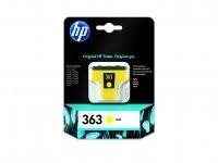 HP - HP C8773E Yellow Mürekkep Kartuş (363)