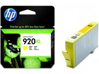 HP - HP CD974A Yellow Mürekkep Kartuş (920XL)