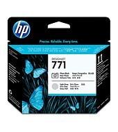 HP - HP CE020 771 Photo Black/L. Gray DJ. Baskı K.