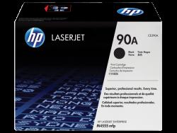 HP - HP CE390A (90A) ORJİNAL SİYAH TONER