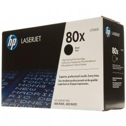 HP - HP CF280X (80X) ORJİNAL SİYAH TONER