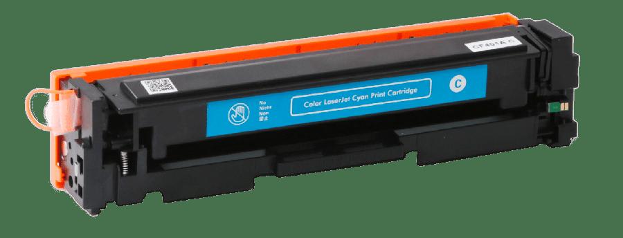 Hp CF401A (201A) Mavi Muadil Toner