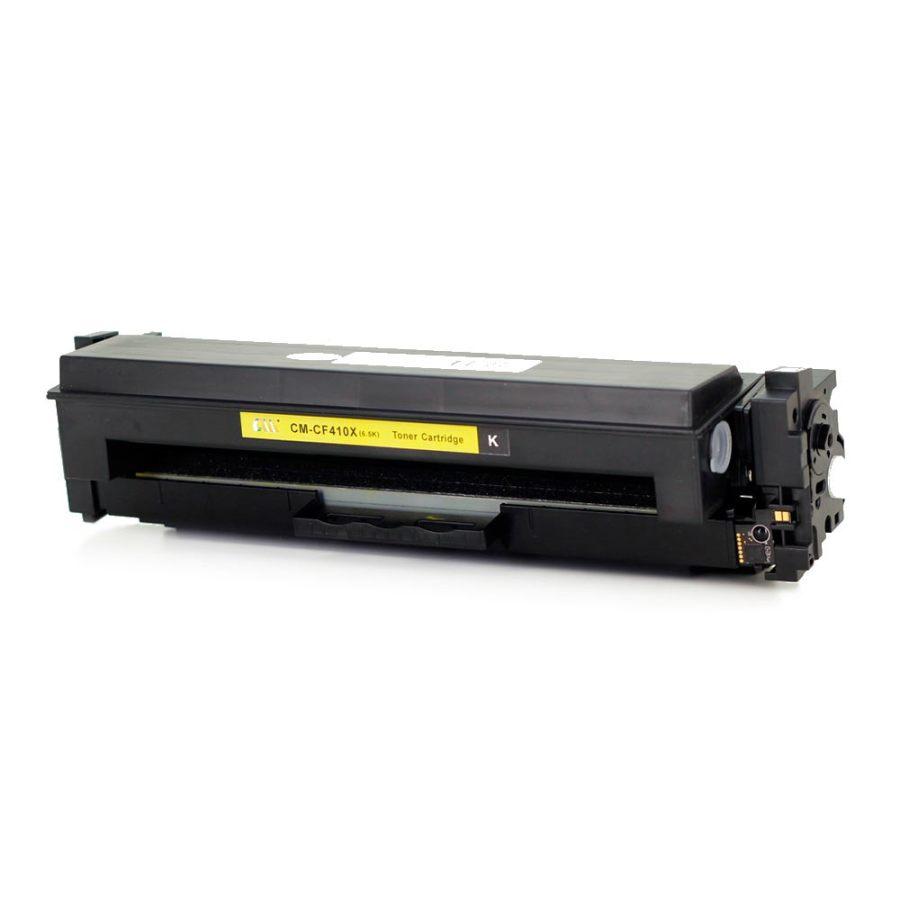 HP CF410X Siyah Yüksek Kapasite Muadil Toner