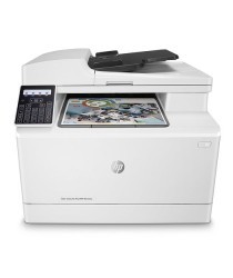 HP - HP Color LJ Pro MFP M181fw Printer