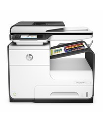 HP - HP PageWide MFP 377dw Printer
