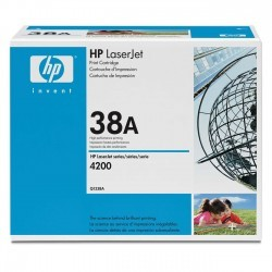 HP - HP Q1338A (38A) ORJİNAL SİYAH TONER