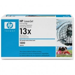 HP - HP Q2613X (13X) ORJİNAL SİYAH TONER