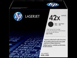 HP - HP Q5942X (42X) ORJİNAL SİYAH TONER