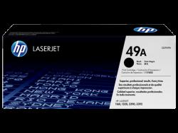 HP - HP Q5949A (49A) ORJİNAL SİYAH TONER