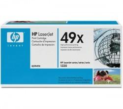 HP - HP Q5949X (49X) ORJİNAL SİYAH TONER