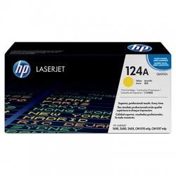 HP - HP Q6002A Sarı Orijinal Toner