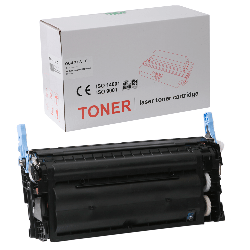 HP - HP Q6471A (502A) Mavi Muadil Toner
