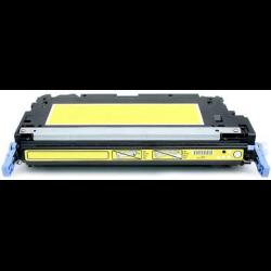 HP - HP Q6472A (502A) Sarı Muadil Toner
