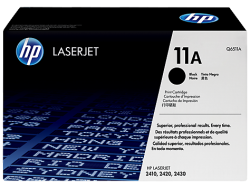 HP - HP Q6511A (11A) Siyah Orijinal Toner