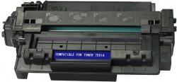 HP - HP Q7551A (51A) Muadil Toner