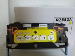 HP - HP Q7582A (503A) SARI Muadil Toner