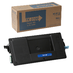 Kyocera - Kyocera TK-3100 Muadil Toner