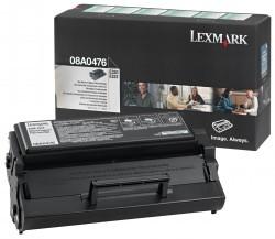 Lexmark - LEXMARK 08A0476 ORJİNAL SİYAH TONER