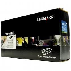 Lexmark - LEXMARK 12016SE ORJİNAL SİYAH TONER