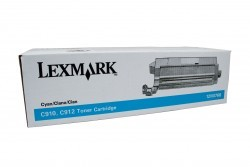Lexmark - LEXMARK 12N0768 ORJİNAL MAVİ TONER