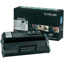 Lexmark - LEXMARK 12S0400 ORJİNAL SİYAH TONER