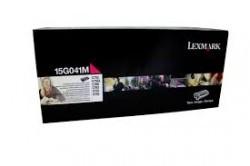 Lexmark - LEXMARK 15G041M ORJİNAL KIRMIZI TONER
