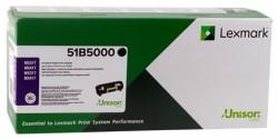 Lexmark - Lexmark MS317 / MX317 / MS417 / MX417 Orijinal Toner 51B5000