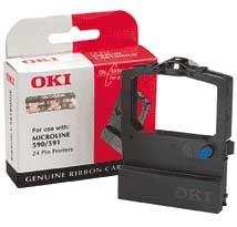 OKI - OKI 590-591 Şerit (01108802)