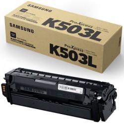 Samsung - SAMSUNG CLT-K503L SİYAH ORJİNAL TONER