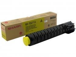 SHARP - SHARP MX-70GTYA ORJİNAL SARI TONER