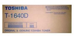 TOSHIBA - TOSHIBA T1640D ORJİNAL SİYAH TONER