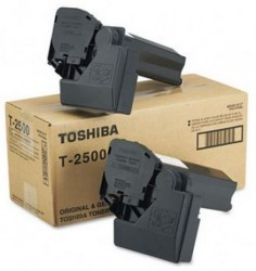 - TOSHIBA T2500D ORJİNAL SİYAH TONER