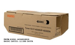 UTAX - UTAX P-4030D SİYAH ORİJİNAL TONER