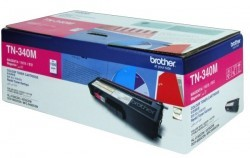 Brother - BROTHER TN-340 ORJİNAL KIRMIZI TONER