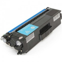 Brother - BROTHER TN-348 MAVİ MUADİL TONER