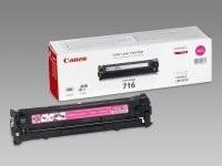Canon - Canon CRG-716M Kırmızı Orijinal Toner