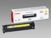 Canon - Canon CRG-716Y Sarı Orijinal Toner